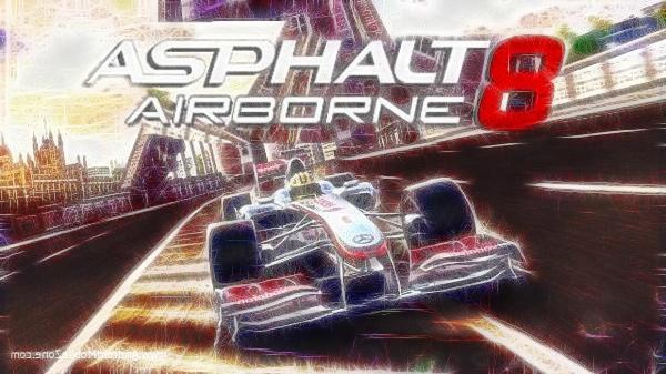asphalt 8 apk game free download
