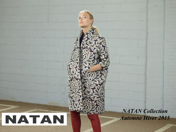 Queen Mathilde's NATAN Collection Automne Hiver 2015 Coat Dress