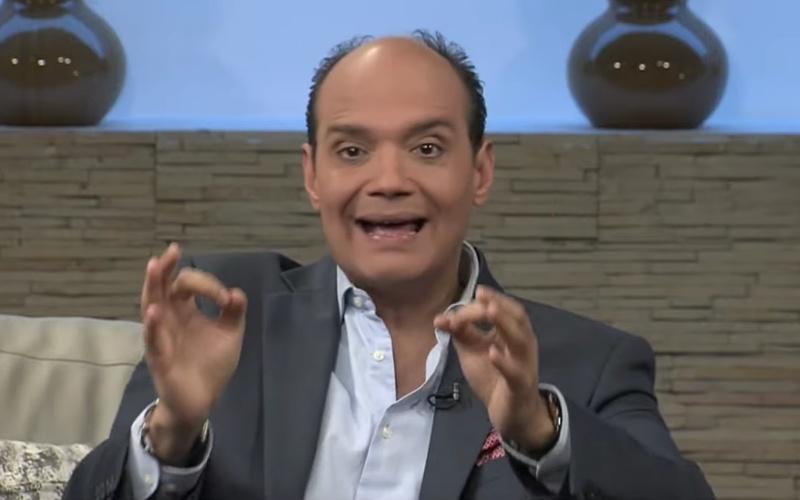 """(Video) Ramfis Trujillo: """"Jamás me uniría a La Fuerza del Pueblo"""""""