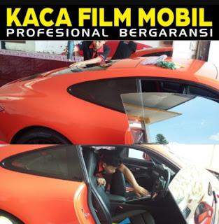 Memasang Kaca Film Untuk Mobil, Pentingkah?