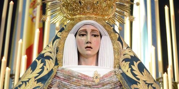 Expectación ante el traslado extraordinario de la Concepción a la Catedral de Jerez