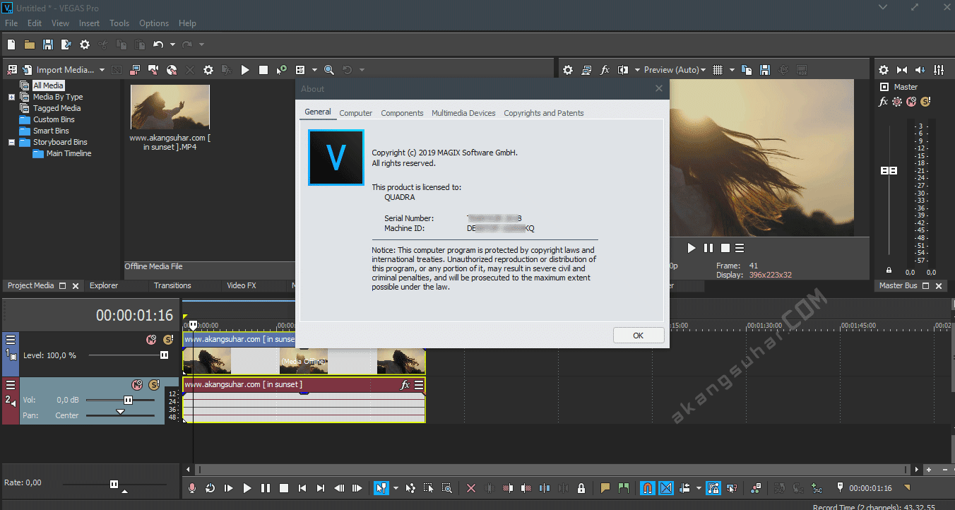 Download New MAGIX VEGAS Pro Latest Version