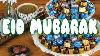 eid muabarak sweet cards