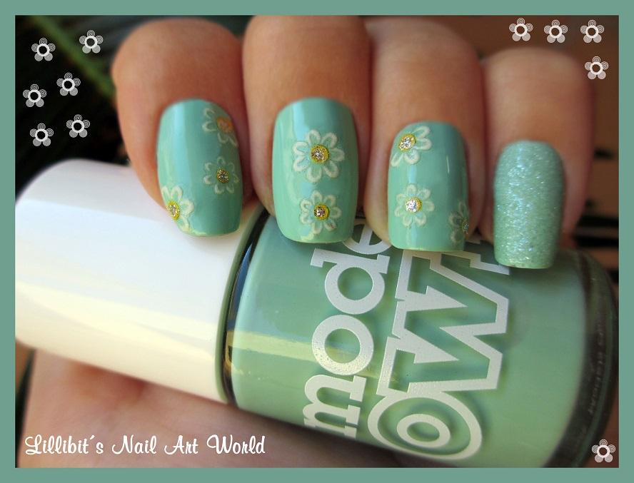 Lillibit´s Nail Art World: Jade Stone de Models Own