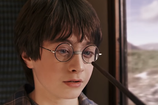 20 years of Harry Potter: promotional video
