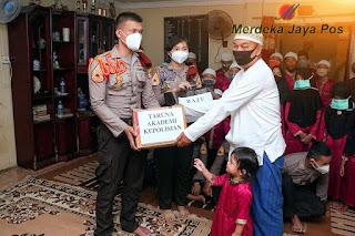 Taruna Akpol Gelar Baksos Serentak Se Indonesia dan Peringati Hari Sumpah Pemuda