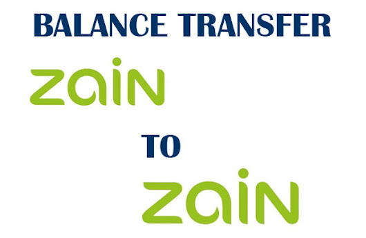 How to Transfer Balance from Zain to Zain