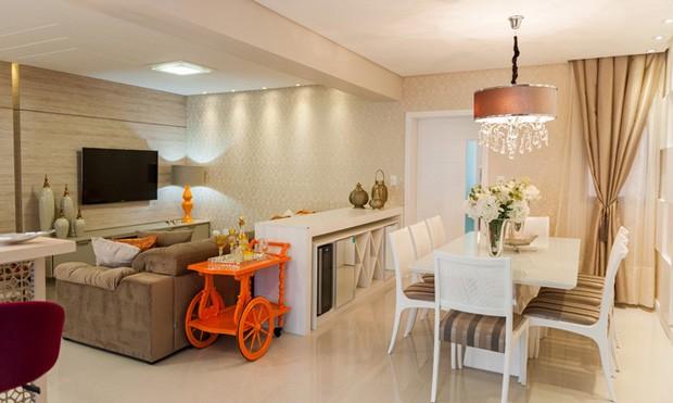 decoracao alternativa sala:Decoração de sala de jantar – 20 salas de jantar modernas e atuais