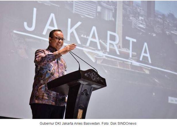 HPN 2021, Anies Yakin Insan Pers Indonesia Jadi Pelopor Edukasi saat Pandemi