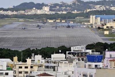 Pangkalan AS di Okinawa Terancam