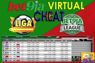Latest Bet9ja Virtual Cheat for 2021 - Tested and working