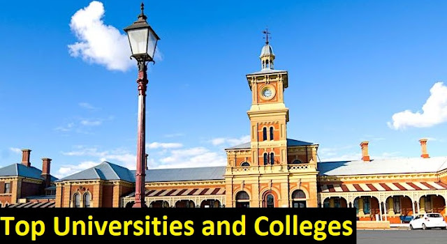 Top Universities and Colleges in Albury Australia