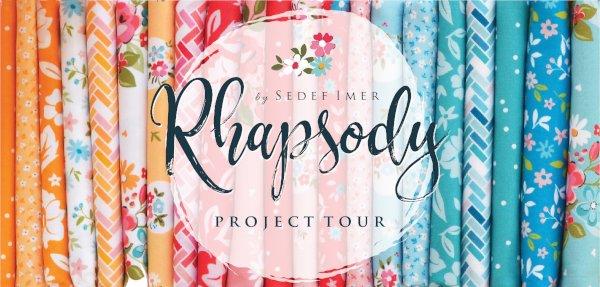 Riley Blake Designs Rhapsody fabric