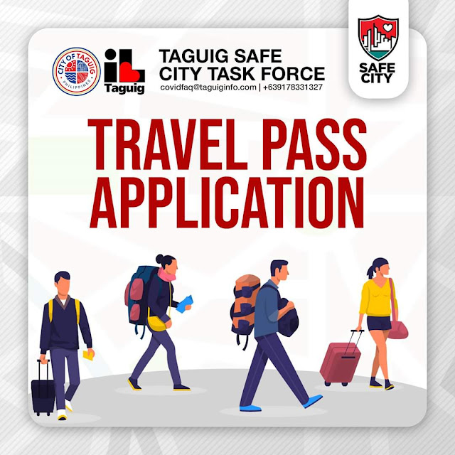 taguig online travel pass  taguig travel pass@gmail  where to get travel pass taguig  travel pass requirements  how to get travel pass philippines  how to get travel pass in barangay  what is travel pass  taguig city administrator