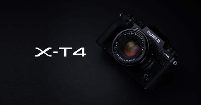 Fujifilm XT 4