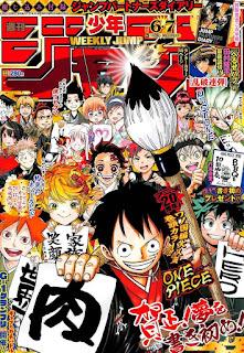 Update! Baca Manga One Piece Chapter 929 Full Sub Indo
