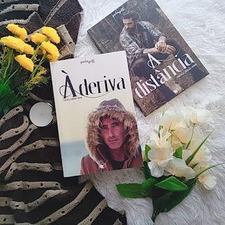 Livro À Deriva Paola Scott POST Apaixonada por Romances Lu Zuanon