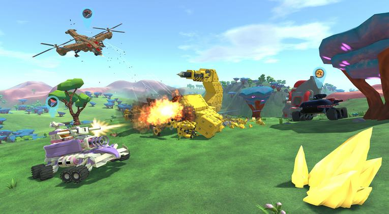 TerraTech PC Full Español