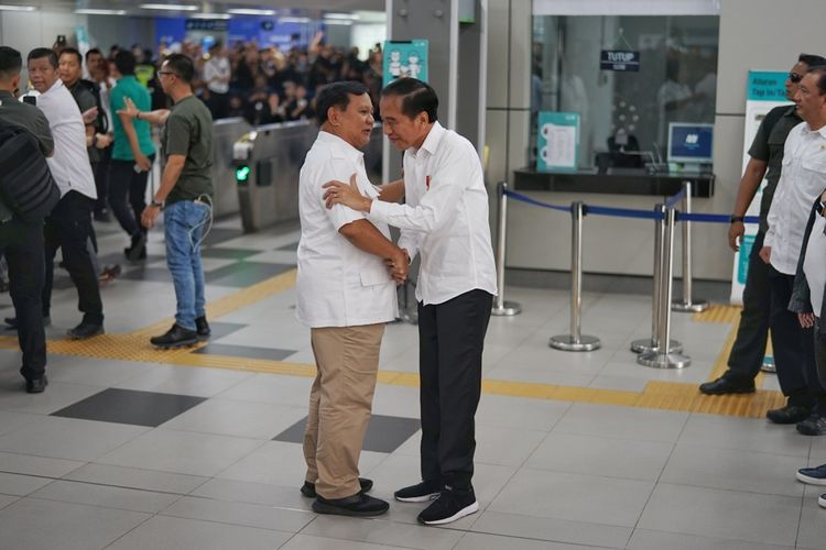 Relawan Jokpro 2024 Deklarasikan Dukungan untuk Jokowi-Prabowo Subianto