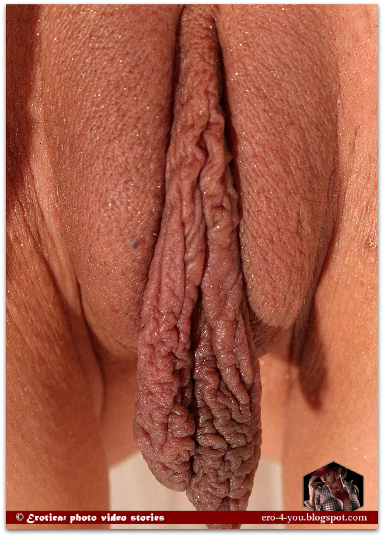 I have big pussy lips
