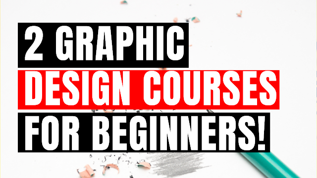 Top 2 Graphic Design Courses for Beginners!