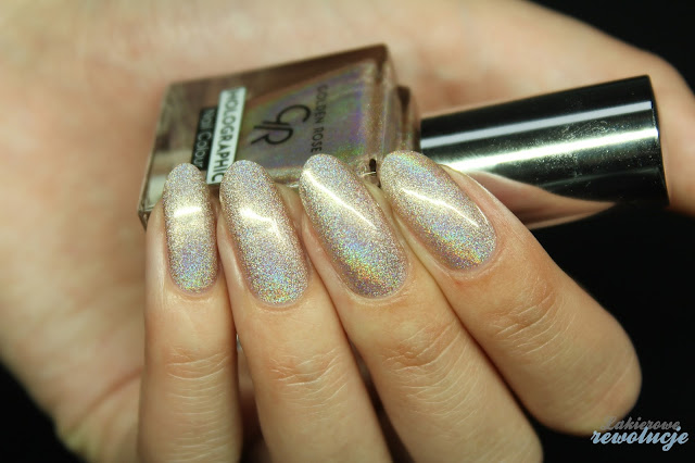Golden Rose Holographic - 02