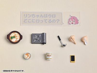 "Nendoroid Nadeshiko Kagamihara de ""Yurucamp"" - Max Factory"