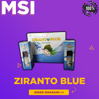 MSI ZIRANTO BLUE