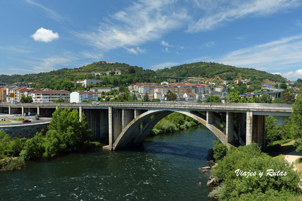 Puente nuevo de Ourense
