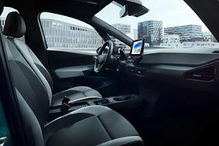 Volkswagen ID.3 (2020) Interior