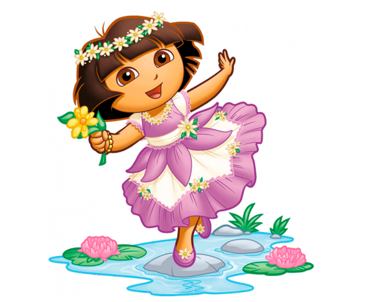 cartoon characters dora the explorer  png Backpack Clip Art Black and White Socks and Shoes Clip Art