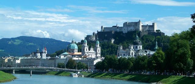 Vista general Salzburgo