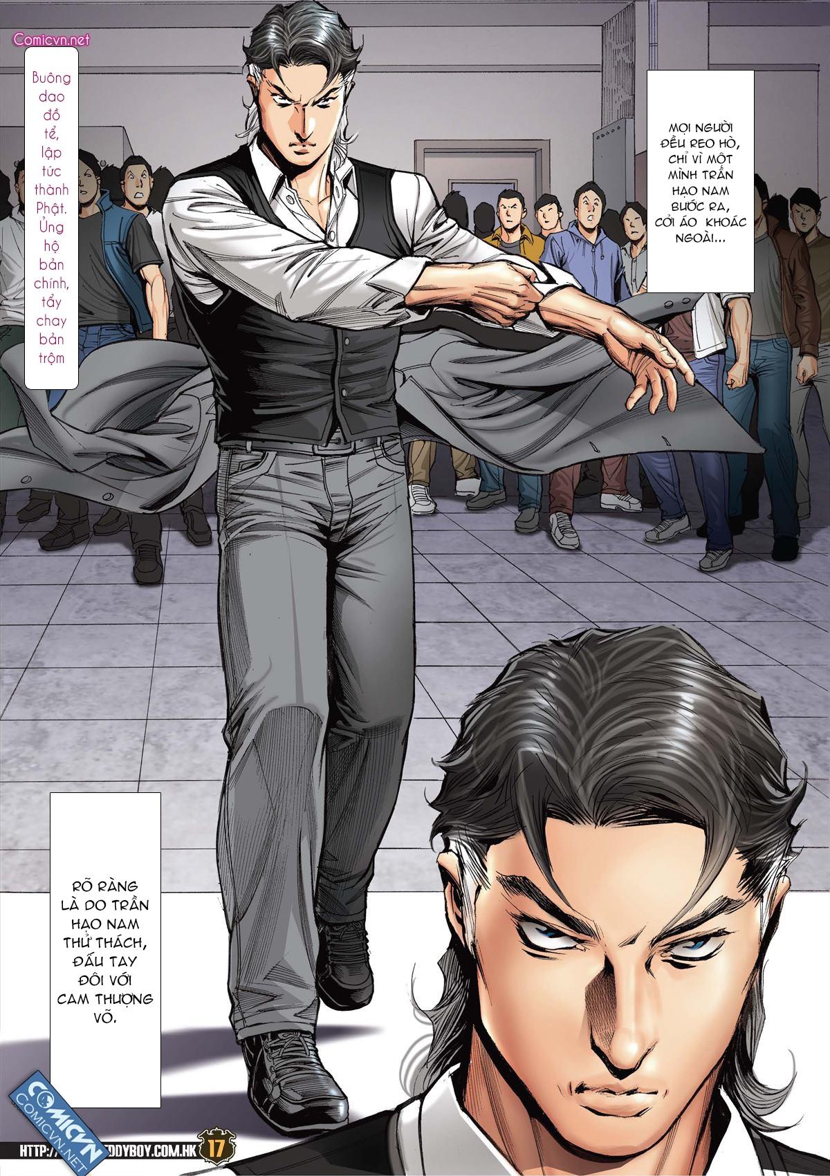 Người Trong Giang Hồ chapter 2119: nam ca vs thượng võ trang 16