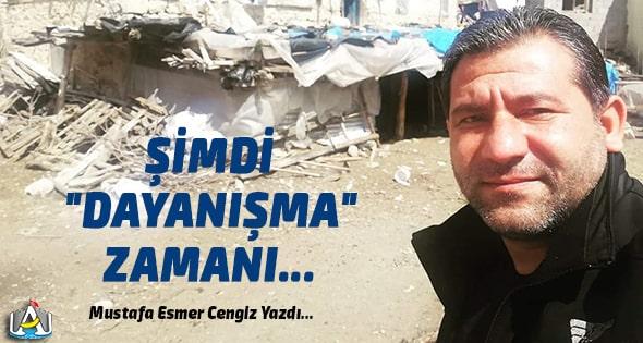 YAZARLAR,Mustafa Esmer Cengiz Kaleminden,Anamur Haber,