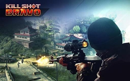 تحميل لعبة Kill Shot Bravo مهكرة آخر إصدار