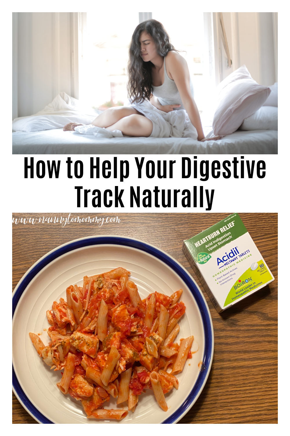 How to Help Your Digestive Track Naturally