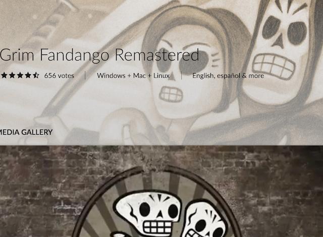 Grim Fandango Remastered gratis para ordenador (PC)