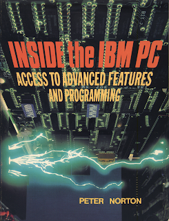 Book cover for Inside the IBM PC by Peter Norton
