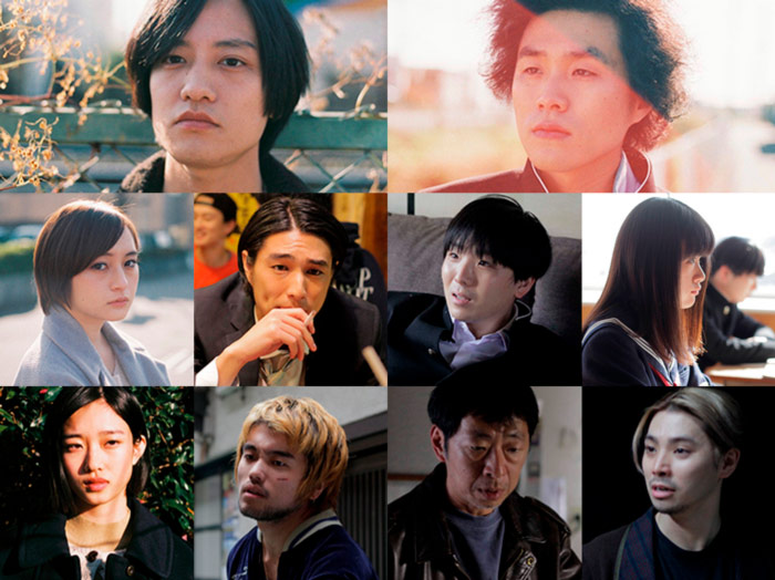 Sasaki In My Mind film - Takuya Uchiyama - reparto