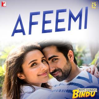 Lyric : Jigar Saraiya & Sanah Moidutty - Afeemi