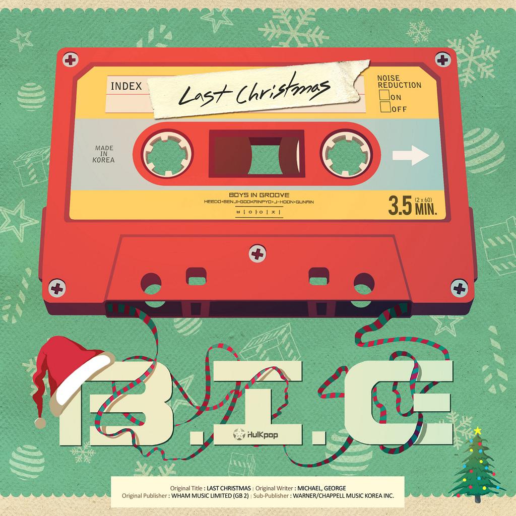 [Single] B.I.G – Last Christmas