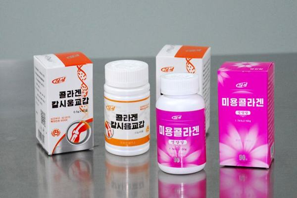 Thaesong collagen health foods