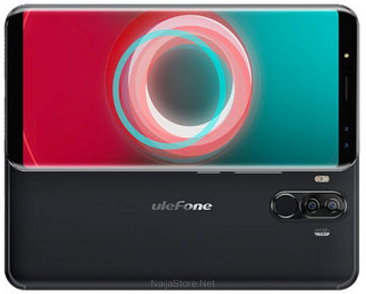 Ulefone Power 3S Android Phone - Specs: 6350mAh Battery, 64GB, Fingerprint Face ID, 6.0Inch OctaCore 4G  Smartphone