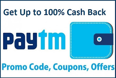 Paytm promo code and offers