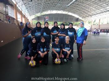 Pertandingan Bola Jaring Piala YDP MPS