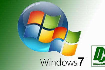 Microsoft Hitung Mundur Akhir Windows 7