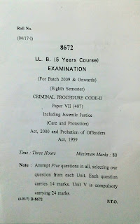 https://www.lawnotes4u.in/2018/10/previous-years-question-paper-cr.p.c.-LL.B..html
