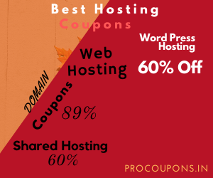 Best Hosting Coupons Code-Procoupons