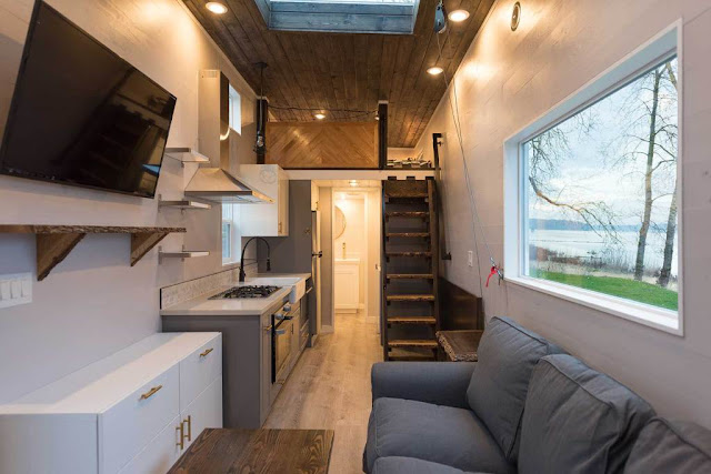 Cayman tiny house - Tiny Innovations