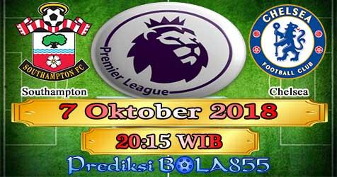 Prediksi Bola855 Southampton vs Chelsea 7 Oktober 2018